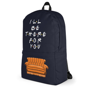 I'll be there for you backpack for high school students Friends school bags Backpack - for best FRIENDS - Gadget.parts