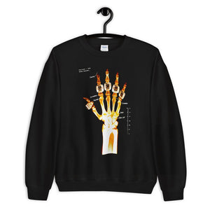 Black mamba Five rings  KB X-ray Hoodie,Black mamba sweatshirt Unisex Sweatshirt - Gadget.parts
