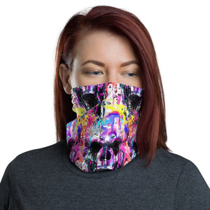 skull pattern Washable face mask,skull reusable face mask, skull Neck gaiter - Limited supply,free shipping - Gadget.parts