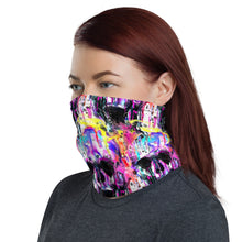 Load image into Gallery viewer, skull pattern Washable face mask,skull reusable face mask, skull Neck gaiter - Limited supply,free shipping - Gadget.parts