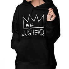 Load image into Gallery viewer, Riverdale South Side Hoodie Riverdale Hoodies Streetwear Over Sized Hoodies Women Sweet Graphic Navy Blue Cotton Pullover Hoodie - Gadget.parts