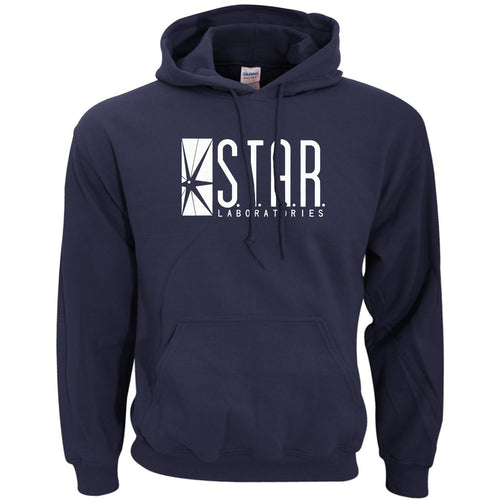 STAR S.T.A.R. labs Hoodie winter style sweatshirts - Gadget.parts