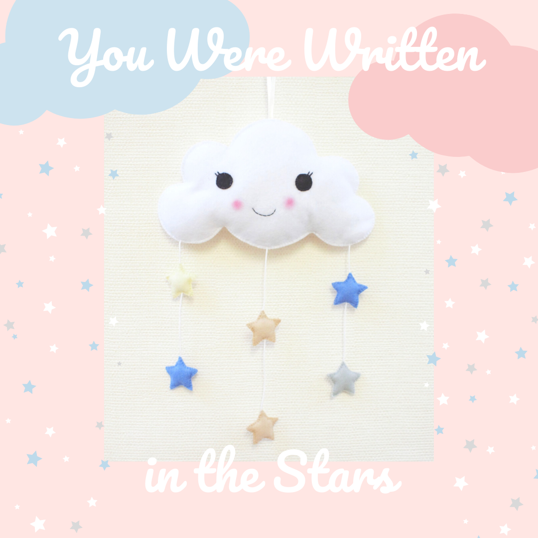 You Were Written In The Stars Hanging Decoration