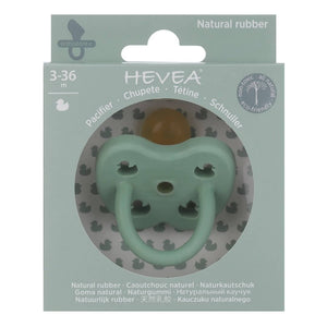 Hevea Pistachio Orthodontic Pacifier