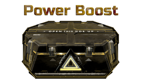 Power Boost – Diamond Pack + level 55 - Squad Boosting