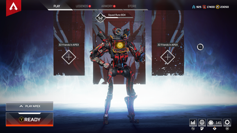 Mid-tier Apex Legends Coin Account - Squad Boosting
