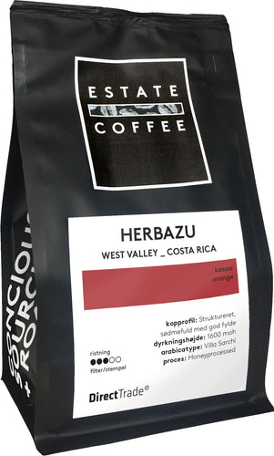 Estate Coffee HERBAZU 200g