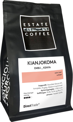 Estate Coffee KIANJOKOMA 200g
