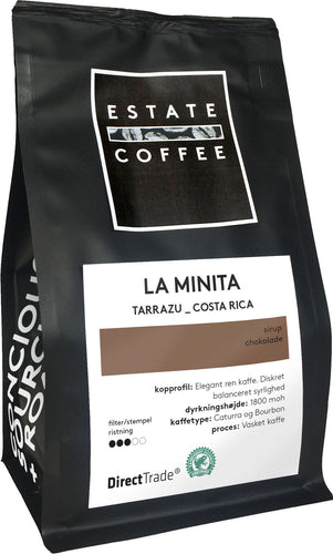 Estate Coffee LA MINITA 200g