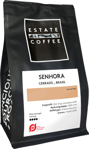 Estate Coffee SENHORA 200g