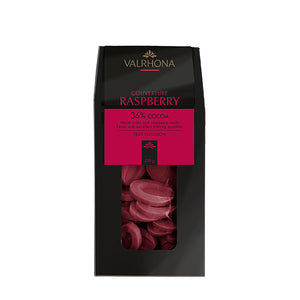 Valrhona Raspberry - 200g feves