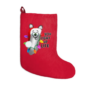 You Light up life; Christmas Stockings