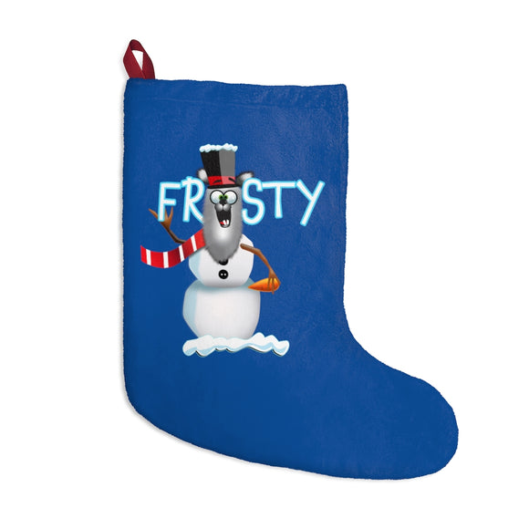 Frosty: Christmas Stockings