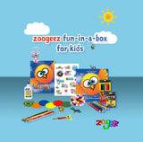 Zoogeez Fun-in-a-box for Kids