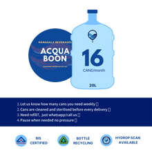 Load image into Gallery viewer, Subscription: Acquaboon 20Litres