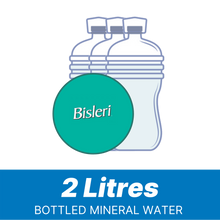 Load image into Gallery viewer, Bisleri - 2L Mineral Water ( pack of 9 )