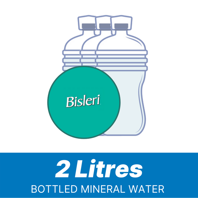 Bisleri - 2L Mineral Water ( pack of 9 )