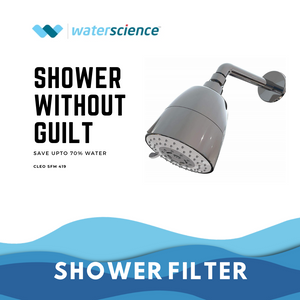Water Science - Shower Filter CLEO SFM 419
