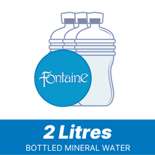 Load image into Gallery viewer, Fontaine - 2L Mineral Water ( pack of 9 )
