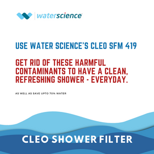 Water Science - Filter Cleo SFU 717 ( Tap & Shower Filter )