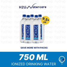 Load image into Gallery viewer, Newage Alkaline Water 9.5+ pH