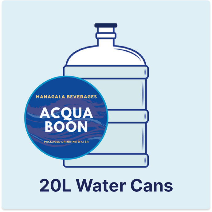 Subscription: Acquaboon 20Litres