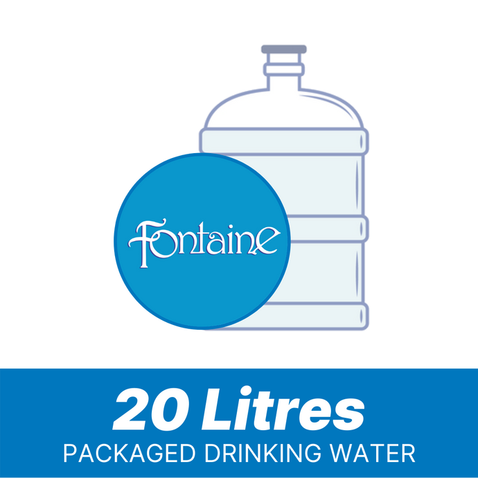 Fontaine - 20 Litres