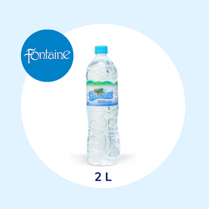 Fontaine - 2L Mineral Water ( pack of 9 )