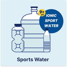 Load image into Gallery viewer, Newage Ionic Sportswater 9+ pH