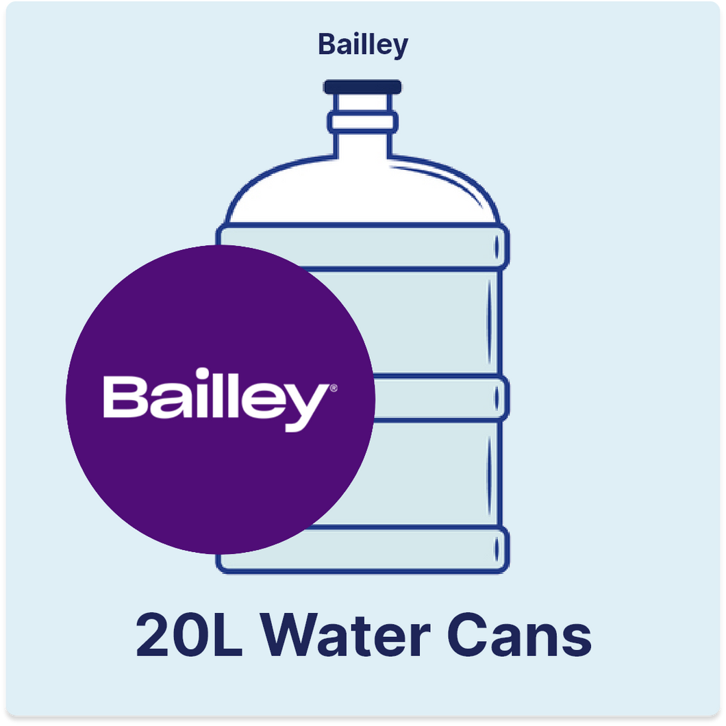 Bailley Drinking Water - 20Litres