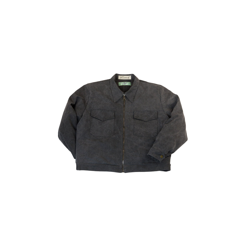 DB 3RD SHIFT JACKET (CROW BLACK)