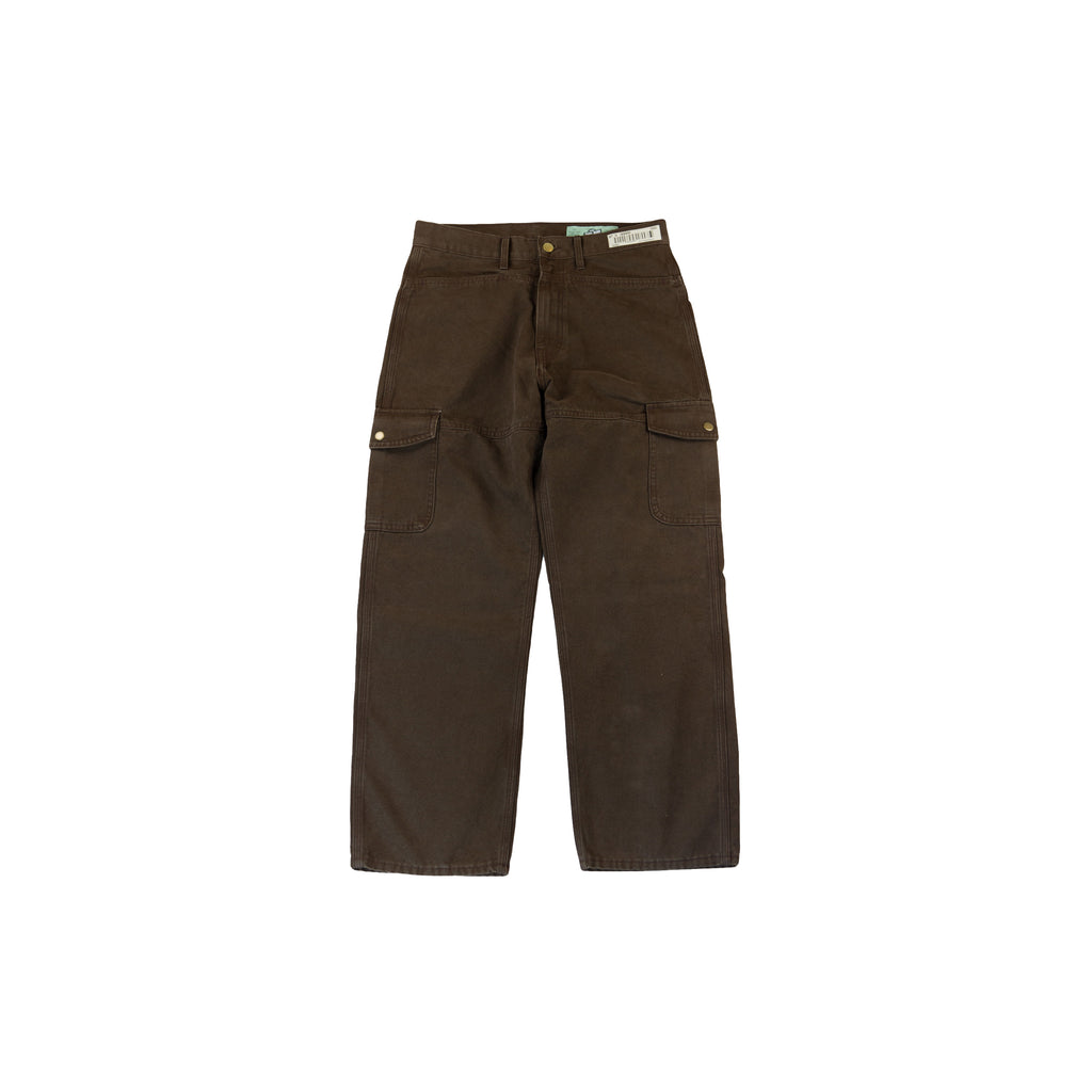 DB CARGO WORKPANTS (BROWN)