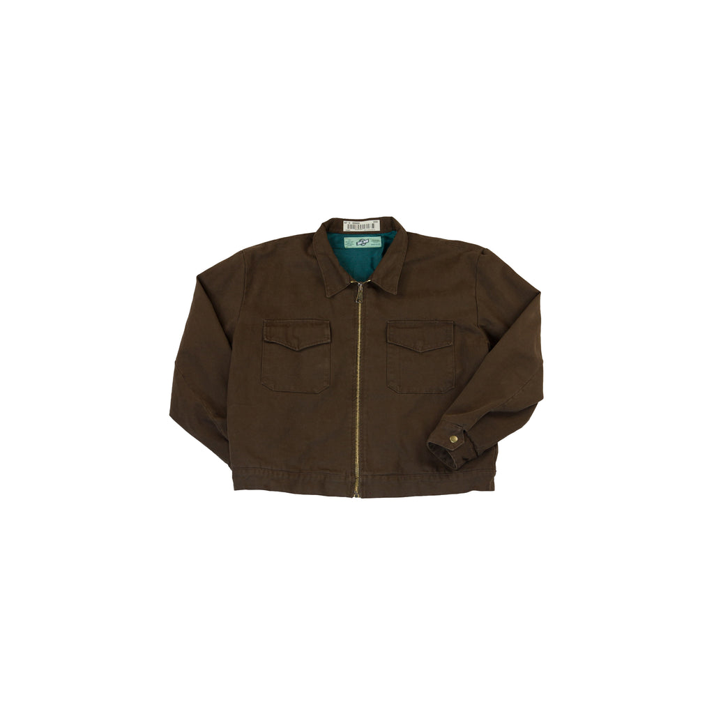 DB 3RD SHIFT JACKET (BROWN)