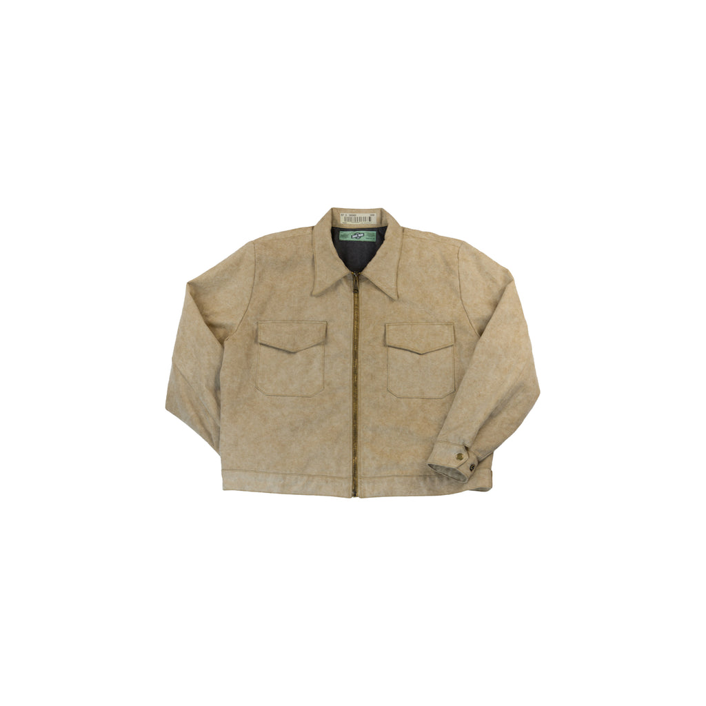 DB 3RD SHIFT JACKET (TAN)