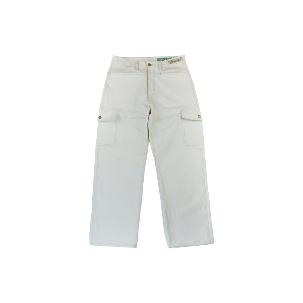 DB CARGO WORKPANTS (WHITE)