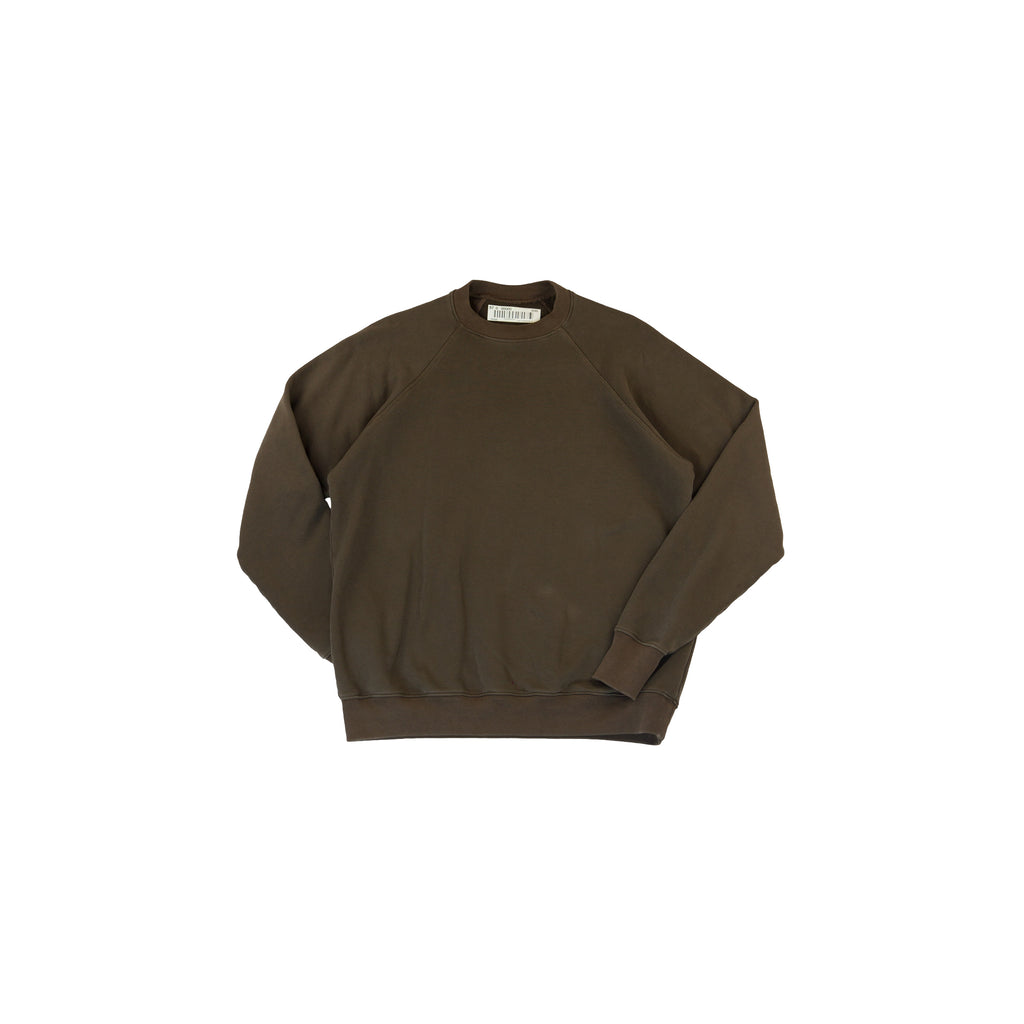 DB CREWNECK SWEATSHIRT (BROWN)