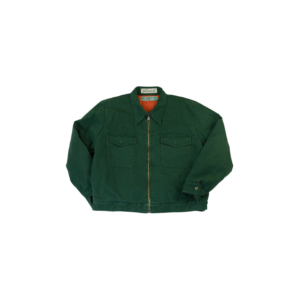 DB 3RD SHIFT JACKET (GREEN)