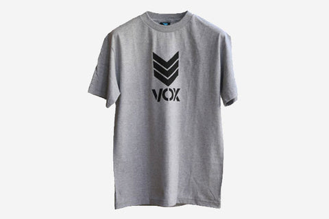 TRADEMARK S/S TEE -Grey Heather