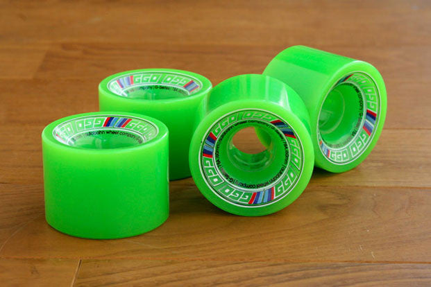 G-SERIES 60mm 78a - Green