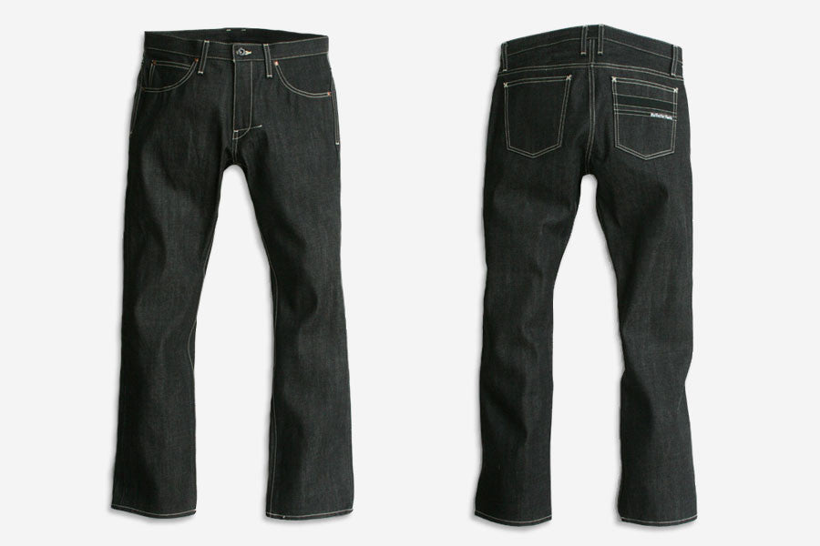 HI-ACE DENIM - Black