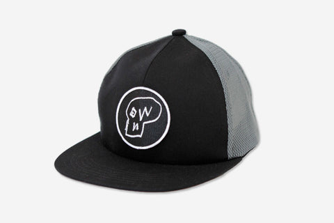OWN MESH CAP - Black