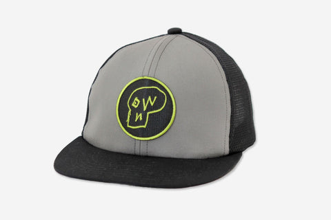OWN MESH CAP - Grey