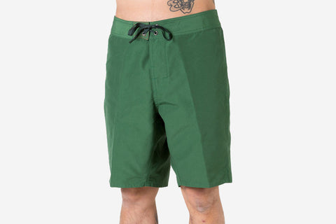 CORONA SURF SHORTS - Green