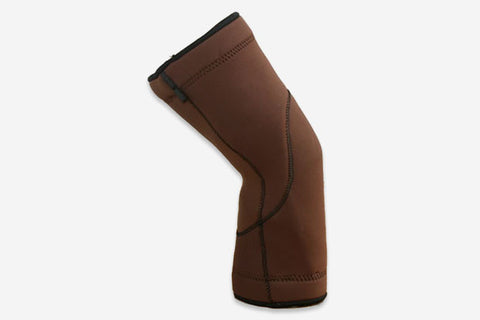 KNEE GASKET STANDARD - Brown