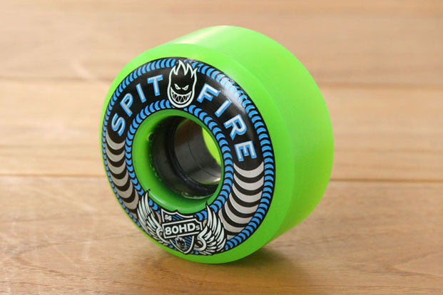 80HDs WHEEL 56mm Green