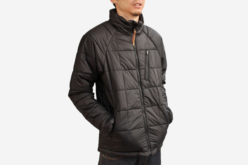 PASSAGE INSULATION JACKET - Black