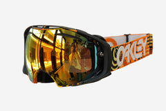 AIRBRAKE MAX FEAR LIGHT - Solar Orange