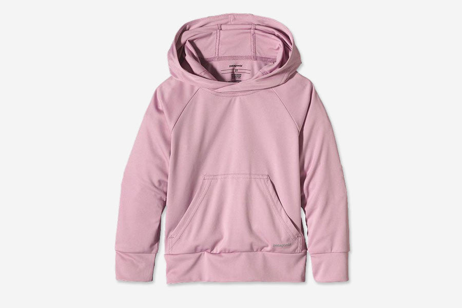 BABY SUN-LITE HOODY - Lilac Bisque