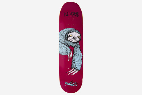 SLOTH on MOON TRIMMER DECK 8.5