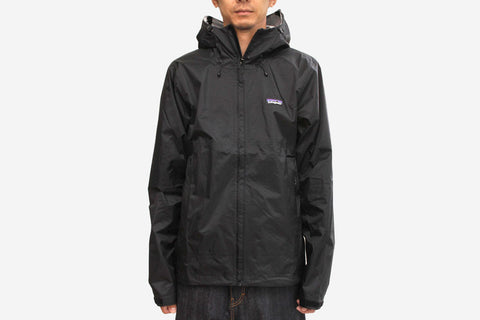 MEN'S TORRENTSHELL JACKET JAPAN SPECIAL - Black